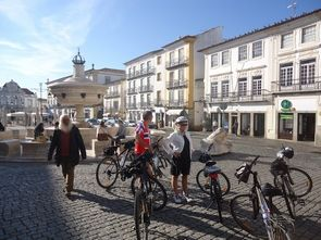 biking in portugal