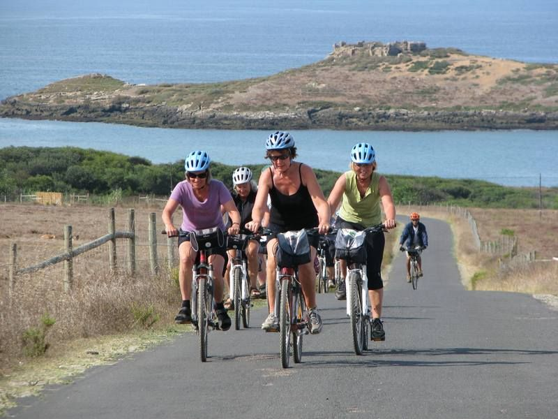 Cycling in Paradise Tours