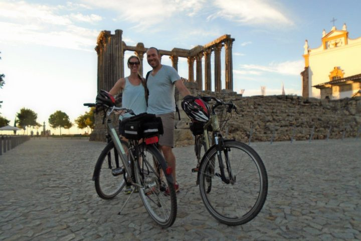 biking in portugal