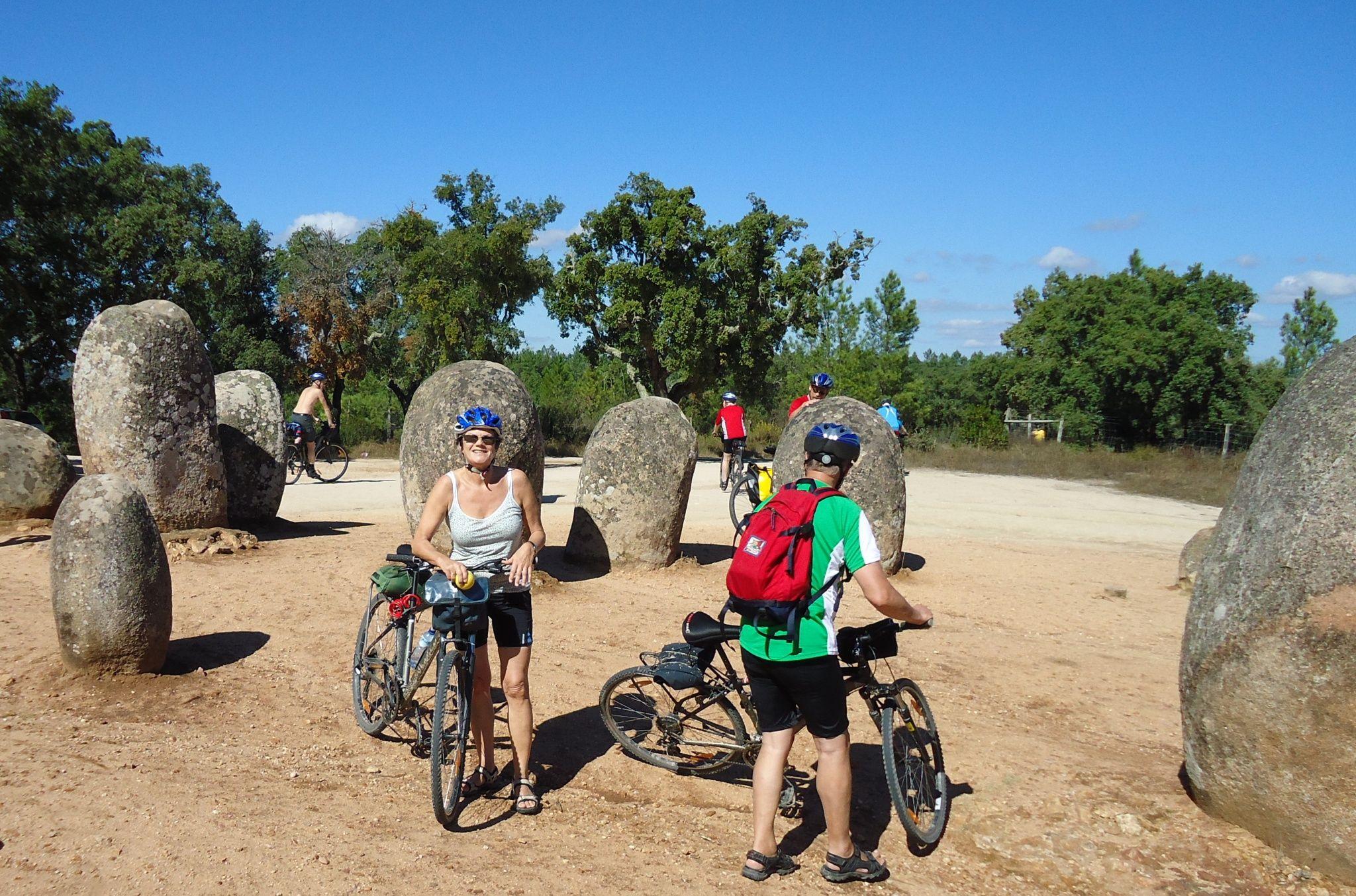 Flexible E-bike tour in Portugal