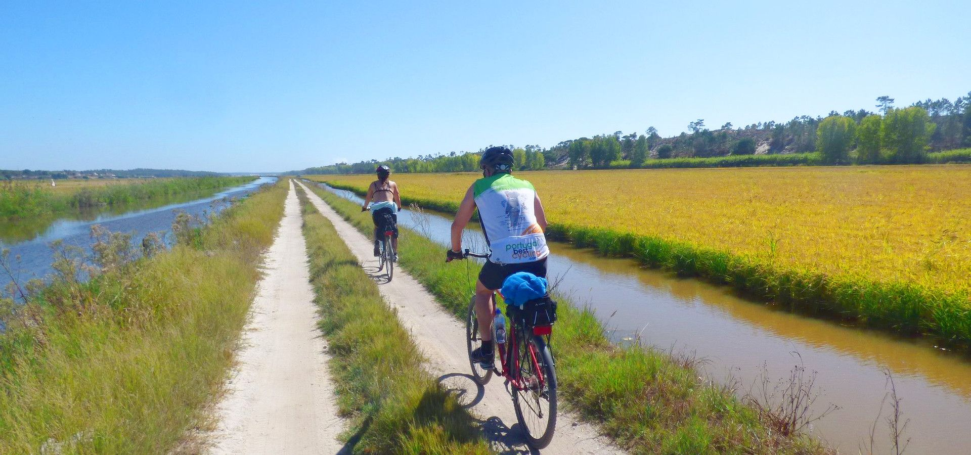 Comporta Bike Paths Portugal Best Cycling