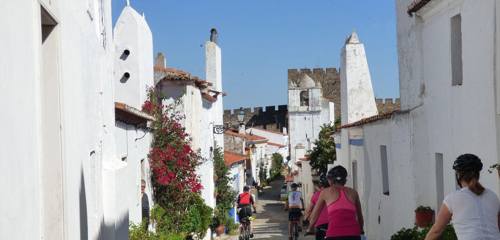 Portugal Best Cycling Bike tour Alentejo Village, Portugal Bike Tours