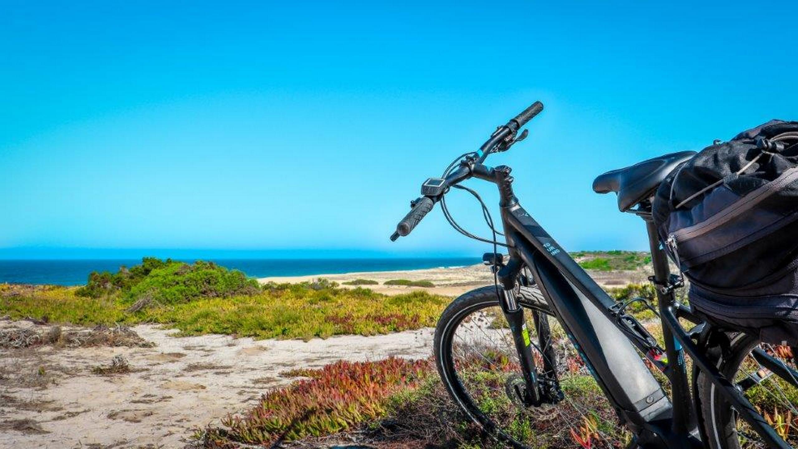 E-bike tours