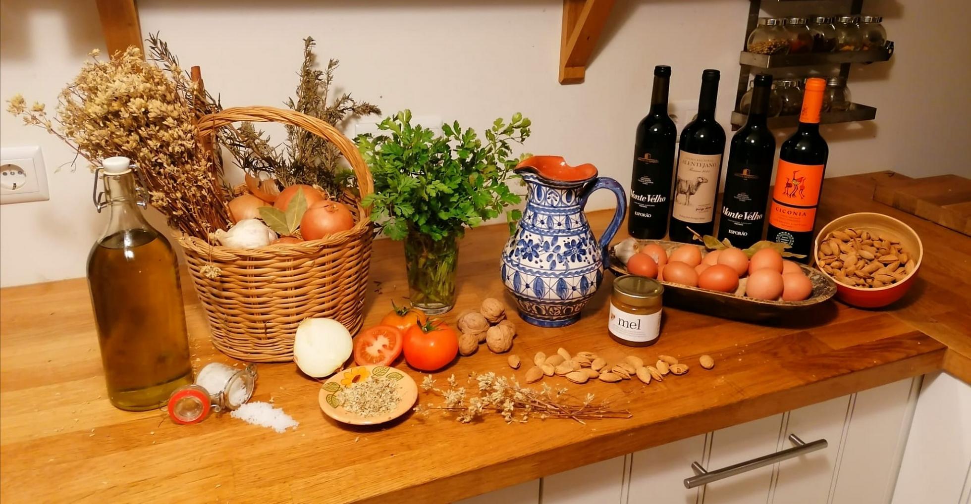 cozinha mediterrânica
